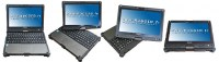 Getac V110 pc portable Antichoc Etanche Convertible tablette tactile