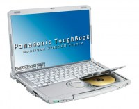 Toughbook CF-F9 www.Rugged.FR