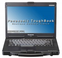 Panasonic Toughbook CF-53 mk2 www.Rugged.FR
